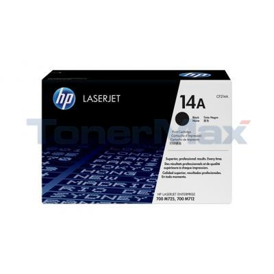 HP NO 14A PRINT CARTRIDGE 10K